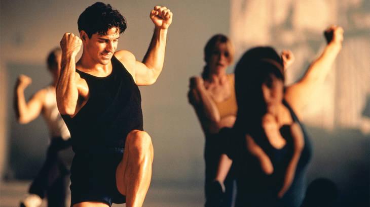 เต้นแอโรบิคลดน้ำหนัก