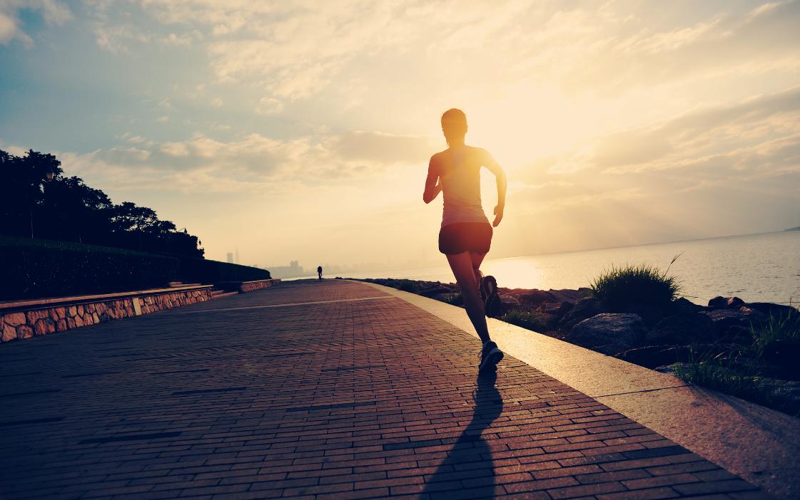 ออกกำลังกายตอนเช้า
