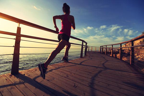 วิ่งลดน้ำหนัก