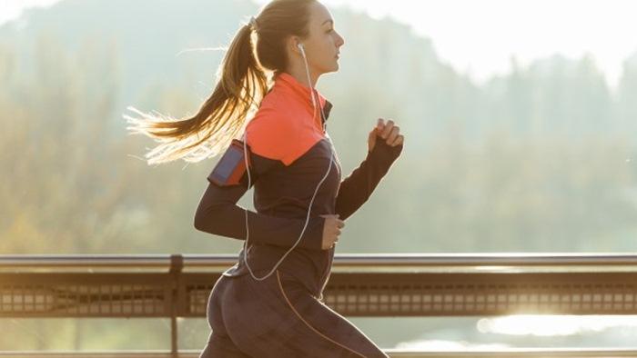 การหายใจขณะวิ่ง