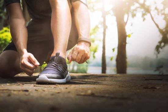 วิธีหายตอนวิ่ง